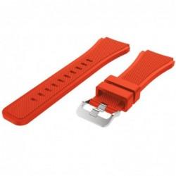 Curea silicon compatibila LG G Watch W110, telescoape...