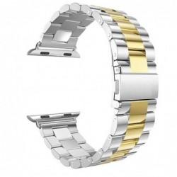 Curea metalica compatibila cu Apple Watch, 44mm,...