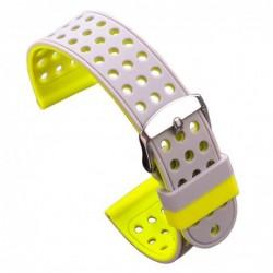 Curea silicon cu doua fete compatibila cu Smartwatch,...