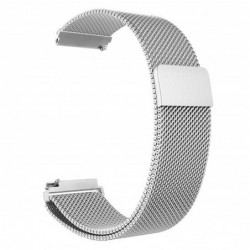 Curea din metal tip Milanese Loop compatibila Smartwatch,...