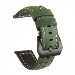Curea piele naturala, compatibila Smartwatch 22mm,...