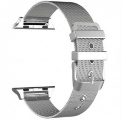 Curea tip Milanese Loop, compatibila Apple Watch 42mm,...