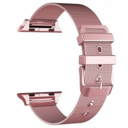Curea tip Milanese Loop, compatibila Apple Watch 44mm,...