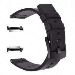 Curea piele naturala, adaptoare compatibile Samsung Gear...