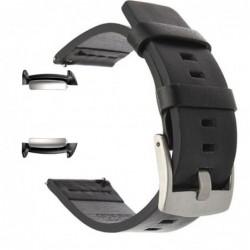 Curea piele naturala, adaptorare Samsung Gear Fit 2,...