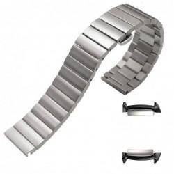 Curea din metal, adaptoare compatibile Samsung Gear Fit...