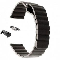 Curea piele, adaptoare compatibile Samsung Gear S2 Sport,...