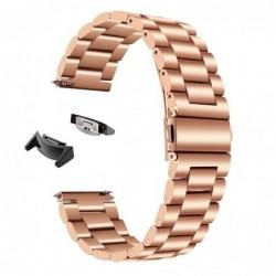 Curea din metal, adaptoare compatibile Samsung Gear S2...