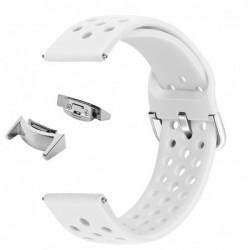 Curea din silicon, adaptoare argintii compatibile Samsung...