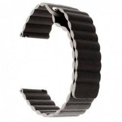 Curea piele, compatibila Samsung Galaxy Watch Active 2,...