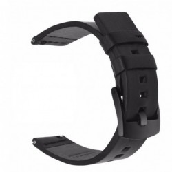 Curea piele naturala, compatibila Huawei Watch GT 2 42mm,...