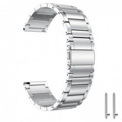 Curea din metal, compatibila Huawei Watch GT 2 42mm,...