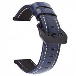 Curea din piele naturala, compatibila Huawei Watch GT 2...