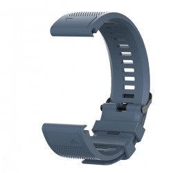 Curea silicon compatibila Garmin Fenix 3 HR, 26mm, Space...