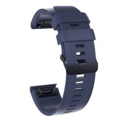 Curea silicon compatibila Garmin Fenix 3 HR, 26mm,...
