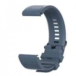 Curea silicon compatibila Garmin Fenix 5 GPS, 22mm, Space...