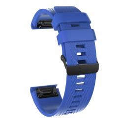 Curea silicon compatibila Garmin Fenix 3 Sapphire, 26mm,...
