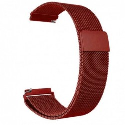 Curea tip Milanese Loop, compatibila Moto 360 42mm...
