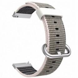 Curea textila, compatibila Samsung Galaxy Watch Active 2,...