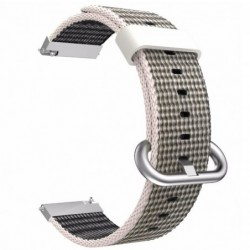 Curea textila, compatibila Withings Steel HR 40mm,...
