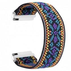 Curea textila elastica, compatibila Huawei Watch GT 2...
