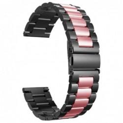 Curea otel inoxidabil, compatibila Samsung Galaxy Watch...