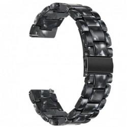 Curea polimer compatibila cu Fitbit Versa, Telescoape QR,...
