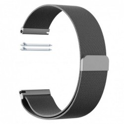 Curea Milanese Loop, Slim Fit, compatibila cu Fitbit...