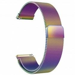 Curea otel, Milanese Slim Fit, compatibila Huawei Watch...