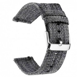 Curea material textil, compatibila Samsung Gear S2...