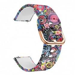 Curea silicon, compatibila Samsung Gear S2 Classic,...