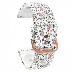 Curea silicon, compatibila Samsung Galaxy Watch3 40mm,...