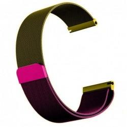 Curea otel, Milanese Loop Slim, compatibila cu Lg G Watch...