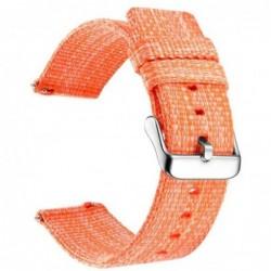 Curea material textil, compatibila cu Pebble Time,...
