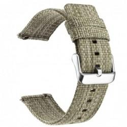 Curea material textil, compatibila cu TicWatch Pro,...