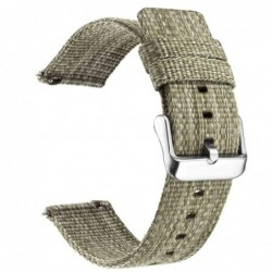 Curea material textil, compatibila cu Fitbit Versa Lite,...