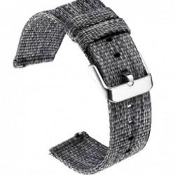 Curea material textil, compatibila cu Garmin Vivoactive...